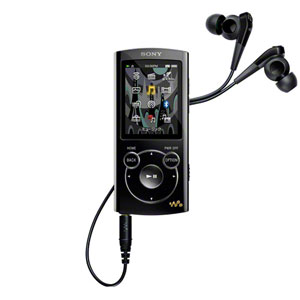 NW-S764-B【税込】 ソニー ウォークマン Sシリーズ 8GB (ブラック) SONY Walkman [NWS764B]【返品種別A】【送料無料】【SBZcou1208】