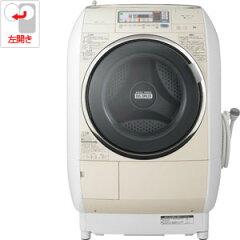 【期間限定特価!】BD-V5400L-C【税込】 日立 9.0kg ドラム式洗濯乾燥機【左開き】ビッグドラム
