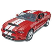1/25 2010 フォード シェルビー GT500【4938】 【税込】 アメリカレベル [アメリカR 4938 フォードシェルビーGT]【返品種別B】【RCP】