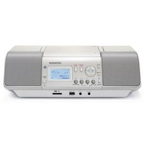 CLX-30-W ケンウッド SD/USB対応CDラジオ(ホワイト) KENWOOD [CLX30W]