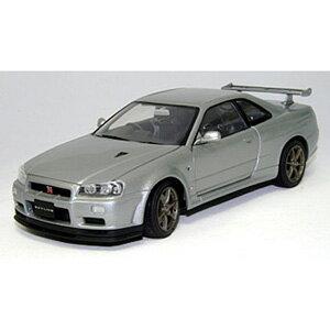 車, ミニカー・トイカー 124 GT-R R34 VII()24017 EBBRO