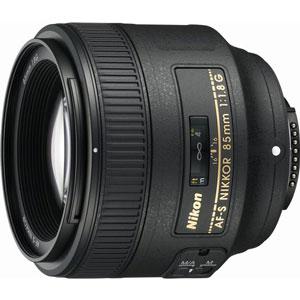 ニコン AF-S NIKKOR 85mm f/1.8G