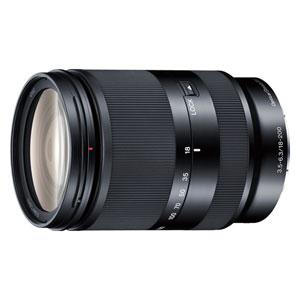 SEL18200LE ソニー E 18-200mm F3.5-6.3 OSS LE ※Eマウント用レンズ(APS-Cサイズ用) [SEL18200LE]【返品種別A】【送料無料】