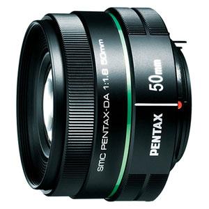 ペンタックス DA50mmF1.8