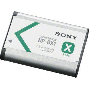 ソニー リチャージャブルバッテリーパック NP-BX1
