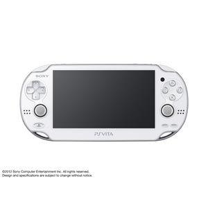 PlayStation(R)Vita Wi-Fiモデル クリスタル・ホワイト【お一人様一台限り】 【税込】 ソニー・コンピュータエンタテインメント [PCH-1000ZA02]【返品種別B】【2sp_120924_yellow】【送料無料】【RCP1209mara】