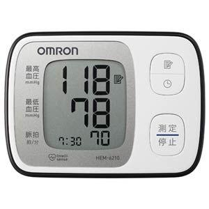 HEM-6210 オムロン 自動血圧計 [HEM6210]