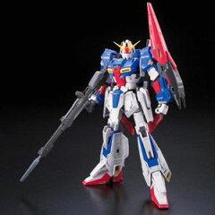 1/144 RG MSZ-006 ゼータガンダム(機動戦士Zガンダム) 【税込】…