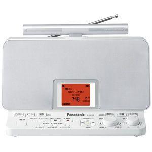 AM/FMラジオレコーダー RF-DR100-W