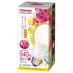 LDA9L-D-G【税込】 東芝 LED電球 一般電球形 8.8W(全光束:540 lm/電球色相当) E-CORE(イー・コア) [LDA9LDG]【返品種別A】【RCP】