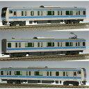 [鉄道模型]カトー 【再生産】(Nゲージ) 10-1159 E233系1000番台 京浜東北線 基本セット(3両)