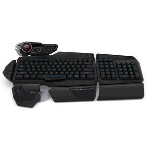 MC-STRIKE5【税込】 Mad Catz ゲーミングキーボード S.T.R.I.K.E.5 Gaming Keyboard [MCSTRIKE5]【返品種別A】【送料無料】【RCP】