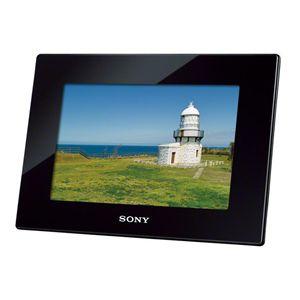 DPF-HD800-B【税込】 ソニー 8型 デジタルフォトフレーム(ブラック) SONY S-Frame(エスフレーム) [DPFHD800B]【返品種別A】【送料無料】【RCP】