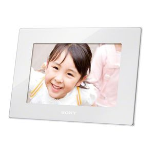 DPF-HD800-W【税込】 ソニー 8型 デジタルフォトフレーム(ホワイト) SONY S-Frame(エスフレーム) [DPFHD800W]【返品種別A】【送料無料】【RCP】
