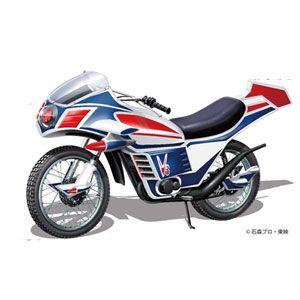 Kamen Rider bike 112 No.2 V3