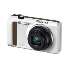 EX-ZR400-WE【税込】 カシオ デジタルカメラ「ZR400」(ホワイト) CASIO EXILIM(エクシリム) EX-ZR400 [EXZR400WE]【返品種別A】【送料無料】【RCP】