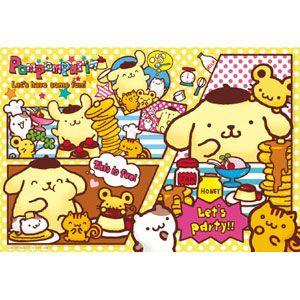 ポムポムプリン ポムポムプリンのハニーパンケーキ 300ピース 【税込】 ビバリー [ビバリー33-063ポムポムプ]【返品種別B】