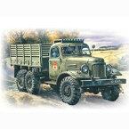 1/72 ソビエト ジル ZIL-157 カーゴトラック【72541】 ICM [ICM 72541 ZIL-157]【返品種別B】