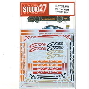 車・バイク, レーシングカー 124 PORSCHE 911 GT3R DressUpST27-DC868 27