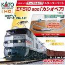 [鉄道模型]カトー KATO (HO) 3-003 テーブルトップスターターセット EF510…