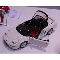 1/18 ホンダ NSX タイプR 1992(チャンピオンシップ・ホワイト)【73296】 【…