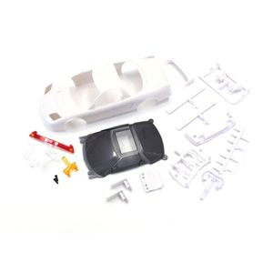 ミニッツ用ホワイトボディセット Honda NSX-R 2002【MZN140】 京商