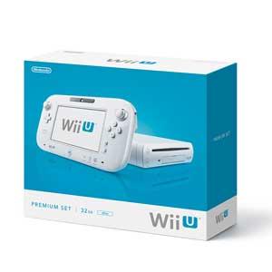 Wii U プレミアムセット(shiro)【お1人様1台限り】 【税込】 任天堂 [WUP-S…