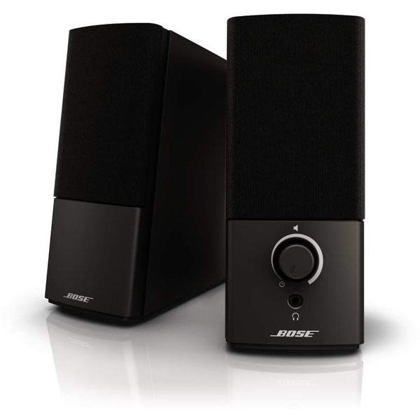 オーディオ, アンプ内蔵スピーカー COMPANION23BK 23 BOSE Companion2 Series III multimedia speaker system