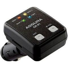 GR-81/B【税込】 セルスター GPSレシーバー(ブラックメタリック) ソケットタイプ CELLSTAR ASSURA(アシュラ) [GR81B]【返品種別A】【送料無料】【RCP】