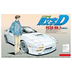 車・バイク, クーペ・スポーツカー 132 D No.2 FC3S RX-7 00897