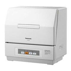 NP-TCM2-W【税込】 パナソニック 食器洗い乾燥機(ホワイト) Panasonic プチ食洗 [NPTCM2W]【返品種別A】【送料無料】【RCP】