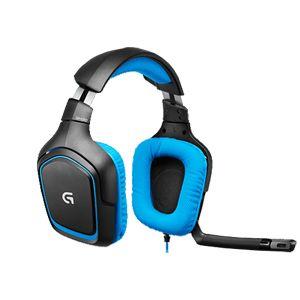 ゲーミングヘッドセット「G430」