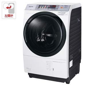 NA-VX3300L-W【税込】 パナソニック 9.0kg ドラム式洗濯乾燥機【左開き】クリスタルホワイト Panasonic [NAVX3300LW]【返品種別A】【oogata1129】【送料無料】【RCP】