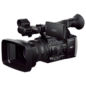 FDR-AX1-B【税込】 ソニー デジタル4Kビデオカメラレコーダー「FDR-AX1」 SONY FDR-AX1 [FDRAX1B]【返品種別A】【送料無料】【RCP】