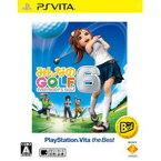 【PS Vita】みんなのGOLF 6 PlayStation(R)Vita the Best ソニー・コンピュータエンタテインメント [VCJS-20002]【返品種別B】