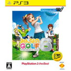 【PS3】みんなのGOLF 6 PlayStation 3 the Best ソニー・コンピュータエンタテインメント [BCJS-70028ミンナノゴルフ]【返品種別B】