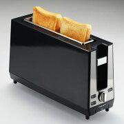 ポップアップ トースター ブラック