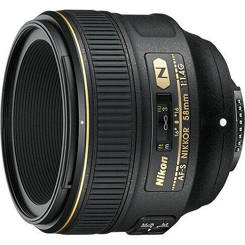 ニコン AF-S NIKKOR 58mm f/1.4G
