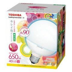 LDG10N-D/G95【税込】 東芝 LED電球 ボール電球形 9.6W(昼白色相当) TOSHIBA E-CORE(イー・コア) [LDG10NDG95]【返品種別A】【RCP】