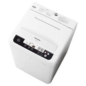 NA-F50B7C-W【税込】 パナソニック 5.0kg 全自動洗濯機 ホワイト Panasonic NA-F50B7のJoshinオリジナルモデル [NAF50B7CW]【返品種別A】【oogata1129】【送料無料】【RCP】