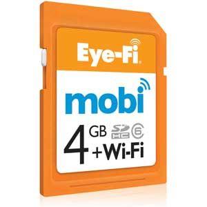EFJ-MO-04【税込】 Eye-Fi Eye-Fi Mobi 4GB [EFJMO04]【返品種別A】【RCP】