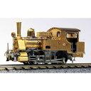 [鉄道模型]ワールド工芸 【再生産】(N) 大分交通宇佐参宮線 クラウス26号 蒸気機関車 組立キット