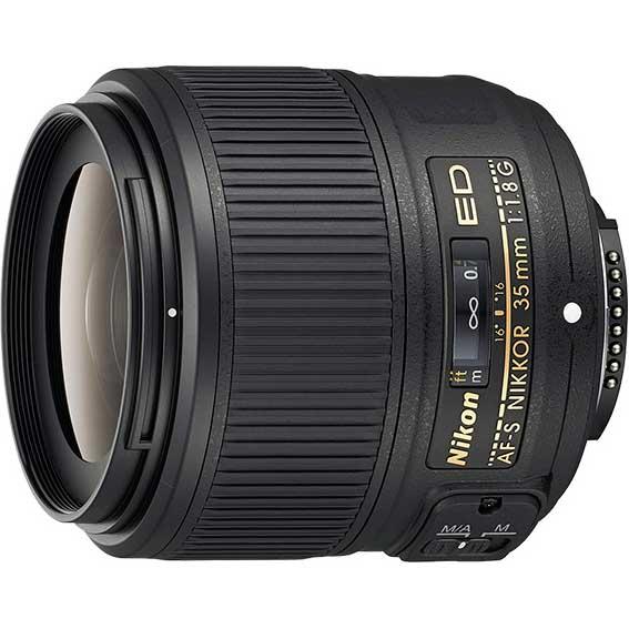 ニコン AF-S NIKKOR 35mm f/1.8G ED