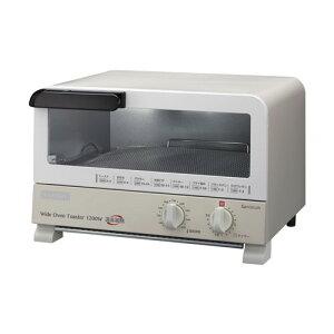 コイズミ オーブン トースター ベージュ