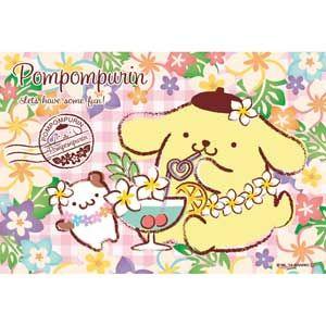 Sanrio Characters ポムポムプリンのトロピカルソーダ 108マイクロピース 【税込】 ビバリー [ビバリーM180-165ポムポムプリンノトロピカルソーダ]【返品種別B】【RCP】