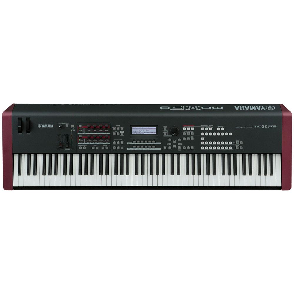 ピアノ・キーボード, キーボード・シンセサイザー MOXF8 88 YAMAHA MUSIC PRODUCTION SYNTHESIZER
