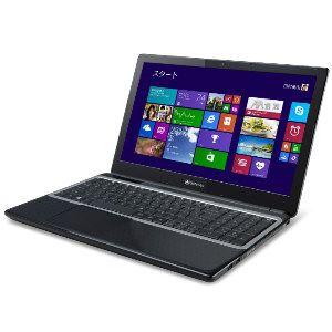 NE510-H14D【税込】 Gateway ノートパソコン NEシリーズ(KINGSOFT Office 2013 Standard(DL版)) [NE510H14D]【返品種別A】【マラソン201405_送料無料】【RCP】