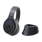 オーディオテクニカ デジタルワイヤレスヘッドホンシステム ブラック
