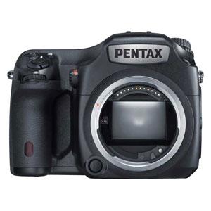 中判一眼レフカメラ「PENTAX 645Z」