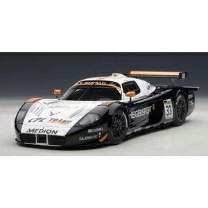 1/18 マセラティ MC12 FIA GT1 2010 #33(ヘーガースポーツ/A.ヘーガー&A.ミュラー)【81036】  オートアート